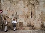 שער יפו בעיר העתיקה, צילום: Marcelo Sus, Flash90
