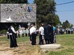 בלון תבערה התגלה ליד בית הכנסת בקוממיות