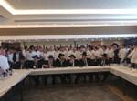 רבני ותלמידי ישיבת 'חברון' בימים יפים יותר