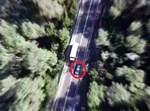 רכב מבצע עקיפה מסוכנת