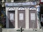 שער בית הכנסת החדש