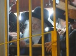 """הגר""""ח קנייבסקי בקידוש לבנה"""