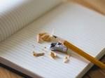 עיפרון ומחדד