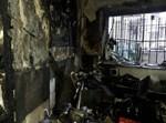 שריפה בדירה בשכונת בית ישראל בירושלים