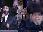 ישראל אדלר שר בשבע ברכות בבעלזא