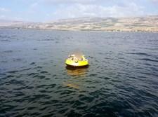 בחורי ישיבה נסחפו עם סירה בכנרת וחולצו