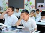ילדים בתלמוד תורה. צילום אילוסטרציה: מנדי הכטמן, פלאש 90