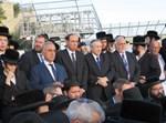 """הלווית הנגיד סול טייכמאן ז""""ל"""