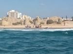 החייאה על טובע בחוף המצודה באשדוד