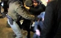 """תמונה מהסרטון שהוצג בביהמ""""ש שהביא לזיכוי גרומן"""