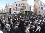 """הלווית הרבנית גריינמן ע""""ה"""