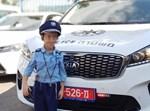 דוב בן השבע בתחנת המשטרה