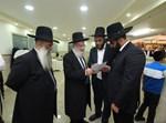 """הרב אלבז בכנס ש""""ס בחיפה"""