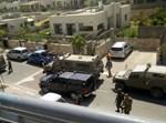 כוחות הביטחון בתקוע לאחר מעצר מחבל