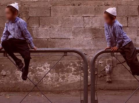 ילדים במאה שערים