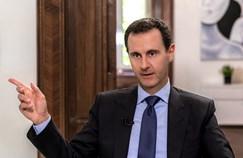 נשיא סוריה בשאר אל אסאד