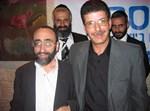 יעקב ריבלין עם כדורא פארס, בכינוס שנערך בירושלים לפני כמה חודשים