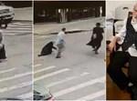רגע התקיפה כפי שתועד במצלמות