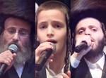 זאנוויל וינברגר, דודי לינקר ואייזיק האניג