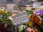 קבריהם של שמונת בני משפחת עטר שנהרגו בתאונה