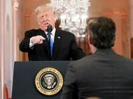 טראמפ מתעמת עם כתב רשת CNN