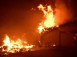 שריפות בקליפורניה