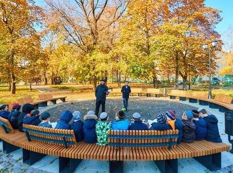 פארקים חדשים במוסקבה