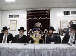 חנוכת בית הכנסת חזון עובדיה בפרדס כץ