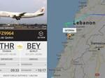 משלוח נשק איראני הגיע ישירות לביירות