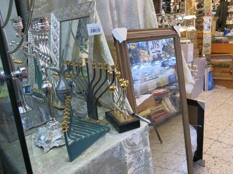 ירושלים בהכנות לחנוכה