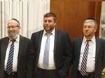חברי המועצה החרדים בחיפה