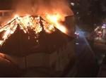 השריפה בבית הכנסת מורשה בדרום אפריקה
