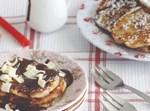שטראוס- מיני לביבות גבינה ושוקולד