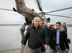 נתניהו מגיע לסייר בגבול ישראל לבנון