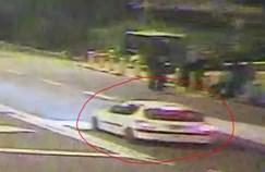 הרכב החשוד ממנו בוצע הירי