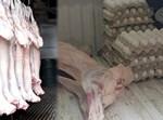 חצי טון בשר ומאות ביצים ללא קירור נתפסו לפני מכירה