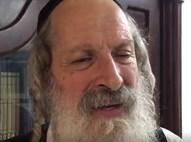 """הרב אליהו מירב, אביו של הנרצח הי""""ד"""