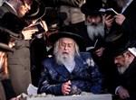 הרבי ממונקאטש בתפילה בהר הזיתים