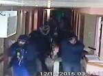 Arrest in the middle of the night
