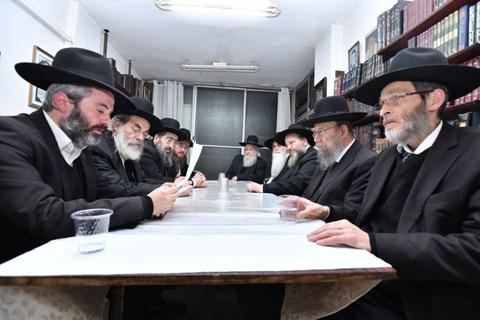 כינוס הרבנים למען יהודי צרפת