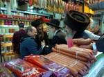 """הגר""""א שטרן בסיור בשוק מחנה יהודה"""