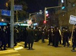 הפגנת סיקרקים בירושלים