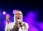 הזמר אברהם פריד