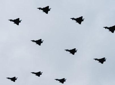 מטוסי קרב. אילוסטרציה