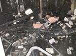 שריפה במחסן הספרים בציון רבי נחמן באומן