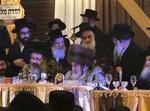 דינר 'הדרת מלך' לטובת מוסדות ויז'ניץ בישראל