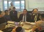 ועדת תכנון ובנייה בירושלים מתכנסת