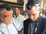 גלעד שרון ודוד ביתן מניחים תפילין