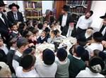 הילדים במעונו של שר התורה