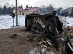 תאונה בין ליז'נסק לדינוב